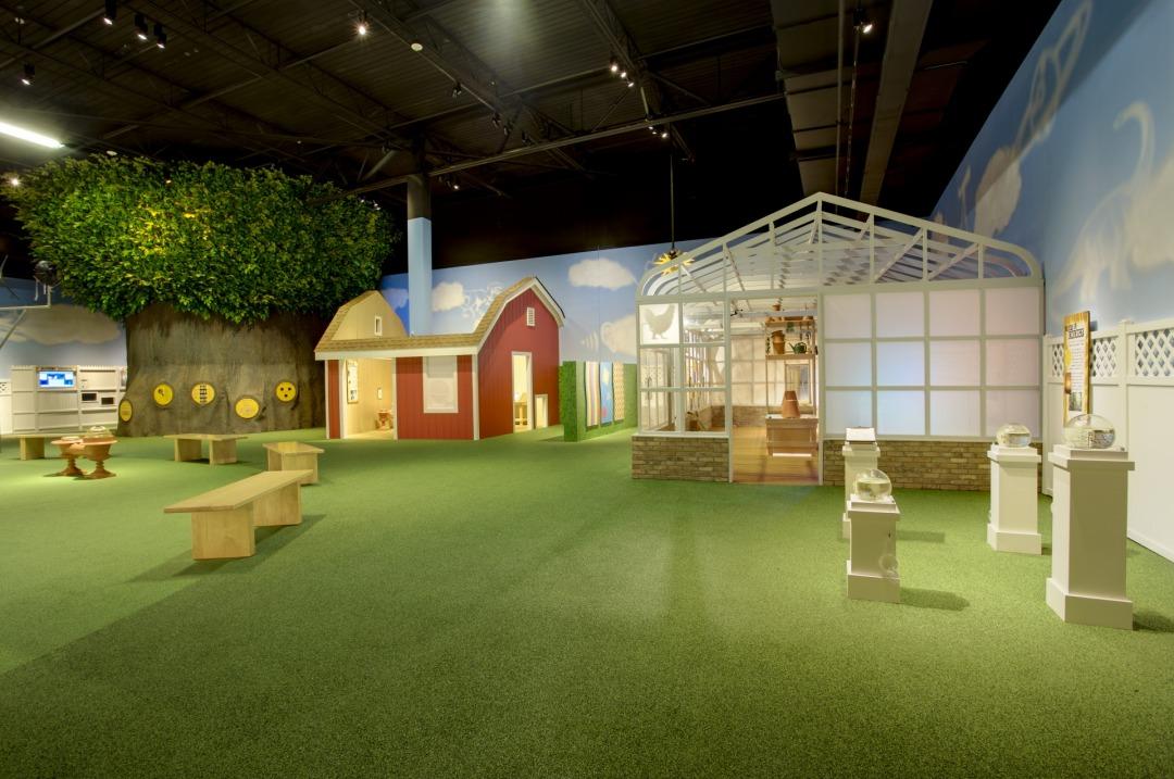 My Big Backyard - Tellus Science Museum | M. Catton & Co ...